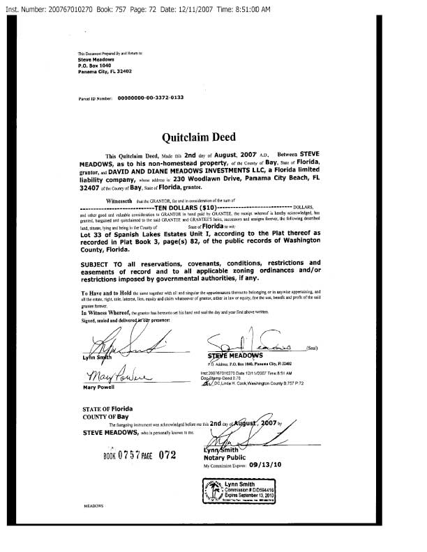 Quit Claim Deed. Beautiful Washington Quitclaim Deed Form With